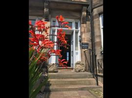 Martins Guest House, boutique hotel in Edinburgh