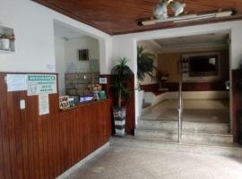 Hotel Familiar OFICIAL, hotel em Aparecida