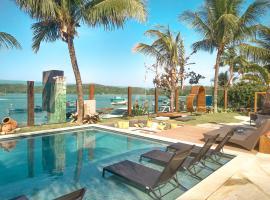 Bravo Pousada Design, hotel in Cabo Frio