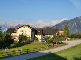 Pension Lindbichler, hotel a Vorderstoder