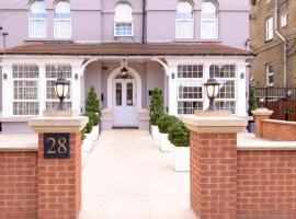 Imperial Guest House Ltd., hotel near Hounslow West, Hounslow