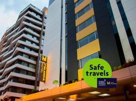 Hotel Finlandia, hotel in Quito