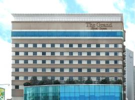 Daegu Grand Hotel, hotel en Daegu