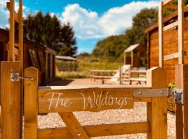 The Wildings Campsite, campground in Bourton on the Water