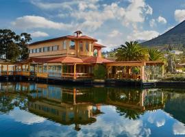 Hosteria Cabañas Del Lago, inn in Otavalo