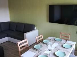 Central MaxiStay, soodne hotell sihtkohas Rakvere