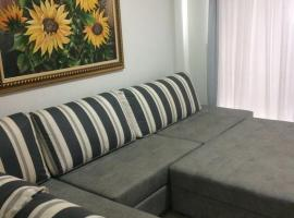 Águas da Serra Apart Service 728A, apartment in Rio Quente