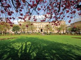 Kimpton - Blythswood Square Hotel, an IHG hotel, hotel near The Glasgow Royal Concert Hall, Glasgow