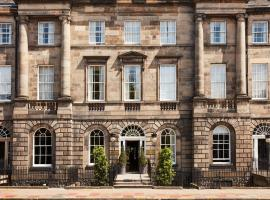 Kimpton - Charlotte Square, hotel cerca de The Scotch Whisky Experience, Edimburgo