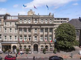 InterContinental Hotels - Edinburgh The George, hotel near Edinburgh Playhouse, Edinburgh