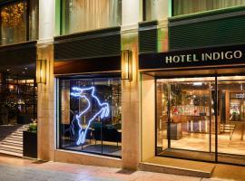 Hotel Indigo Madrid - Princesa, an IHG Hotel, hotel near Clinico San Carlos Hospital, Madrid