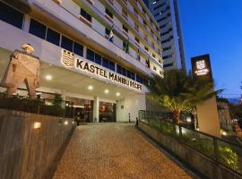 Kastel Manibu Recife - Boa Viagem, hotel near Museum of the Northeastern Man, Recife