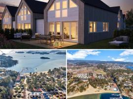 Årossanden 4M, villa i Kristiansand