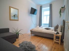 Cosy and Spacious Apartment in the heart of Innsbruck, Budget-Hotel in Innsbruck