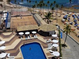 Ondina Apart Hotel Salvador, hotel near Bahia Iate Club, Salvador