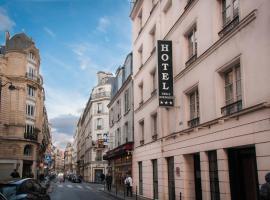 Hôtel des Deux Avenues, hotel near Wagram Metro Station, Paris