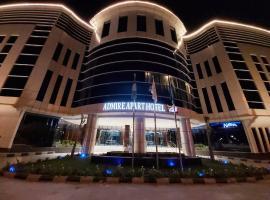 Admire Apart' Hotel, hotel perto de Centro Cultural Islâmico Rei Fahd, Riyadh