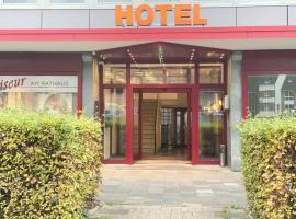 Hotel am Rathaus, hotel in Flensburg