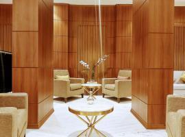 Admire Apart' Hotel، فندق بالقرب من جامع الملك خالد، الرياض