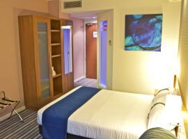 Holiday Inn Express Campo de Gibraltar-Barrios, hotel a Los Barrios