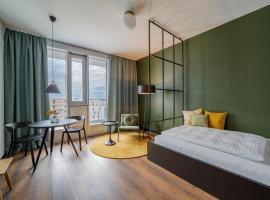 BlackF House Freiburg, serviced apartment in Freiburg im Breisgau