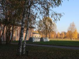 Парк-отель Белые Аллеи, парк-отель в Воронове