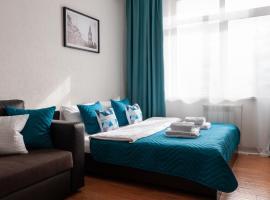 One Bedroom Apartments Premium - Современная однокомнатная квартира Премиум класс, 4 спальных места, RentHouse, accessible hotel in Novosibirsk