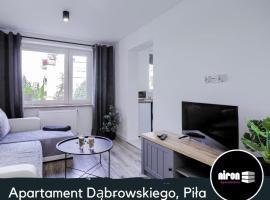 Niron Apartament Dąbrowskiego, apartment in Piła