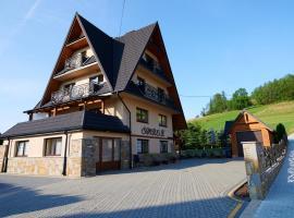 Apartamenty Smrek Poronin, apartment in Poronin