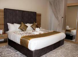 Lavent Park Hotel Suites, hotel near King Abdulaziz International Airport - JED, Jeddah