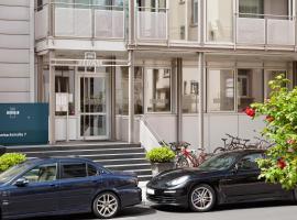 The Doorman Welle Frankfurt am Main, hotel poblíž významného místa Maintower, Frankfurt nad Mohanem