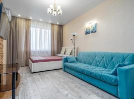 Рядом с достопримечательностями ЖК 5 Звезд, hotel with jacuzzis in Kazan