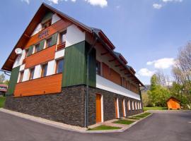 Pension Troll, hotel in Rokytnice nad Jizerou