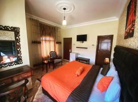 Anbat Midtown Hotel, hotel en Wadi Musa