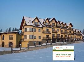 Hotel Góralski Raj, hotel in Nowy Targ