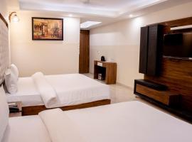 Hotel Airport City, three-star hotel in New Delhi