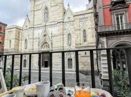 DUOMO 152 NAPOLI, bed & breakfast a Napoli