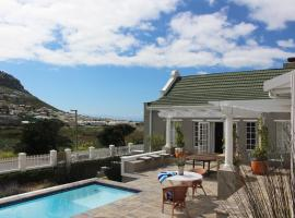 The Anchorage and annex, villa in Cape Town