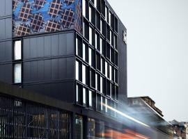 citizenM Glasgow, hotel near Princes Square, Glasgow