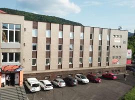Hotel Střekov Aréna, hotel v destinaci Ústí nad Labem