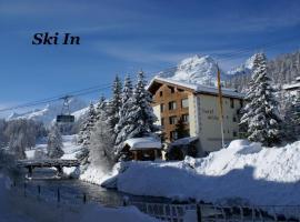 Hotel Nolda, hotel in St. Moritz