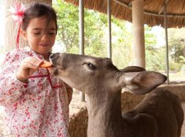 Hacienda Santuario Noc Ac, All Activities & Meeals Inclusive, отель в городе Мерида
