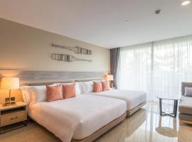 Centara Ao Nang Beach Resort & Spa Krabi, overnatningssted i Ao Nang Beach