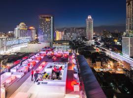 Centara Watergate Pavillion Hotel Bangkok, hotel in Bangkok