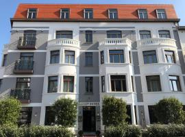 Gatsby Hotel Blankenberge - Small Luxury Hotel - Meeting Room - Adults Only, hotel in Blankenberge