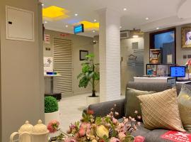 Al Rawdha Hotel Apartments, apartment in Sharjah