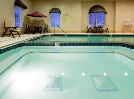 Holiday Inn Express Hotel & Suites Oshkosh - State Route 41, hotel in Oshkosh