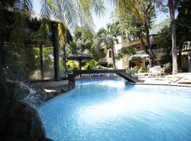 Paramanta Lifestyle Hotel, hotel in Asuncion