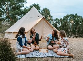 Mansfield Glamping, accommodation in Mansfield