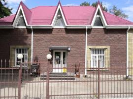 Гостевой дом Лабиринт, guest house in Kamennomostskiy